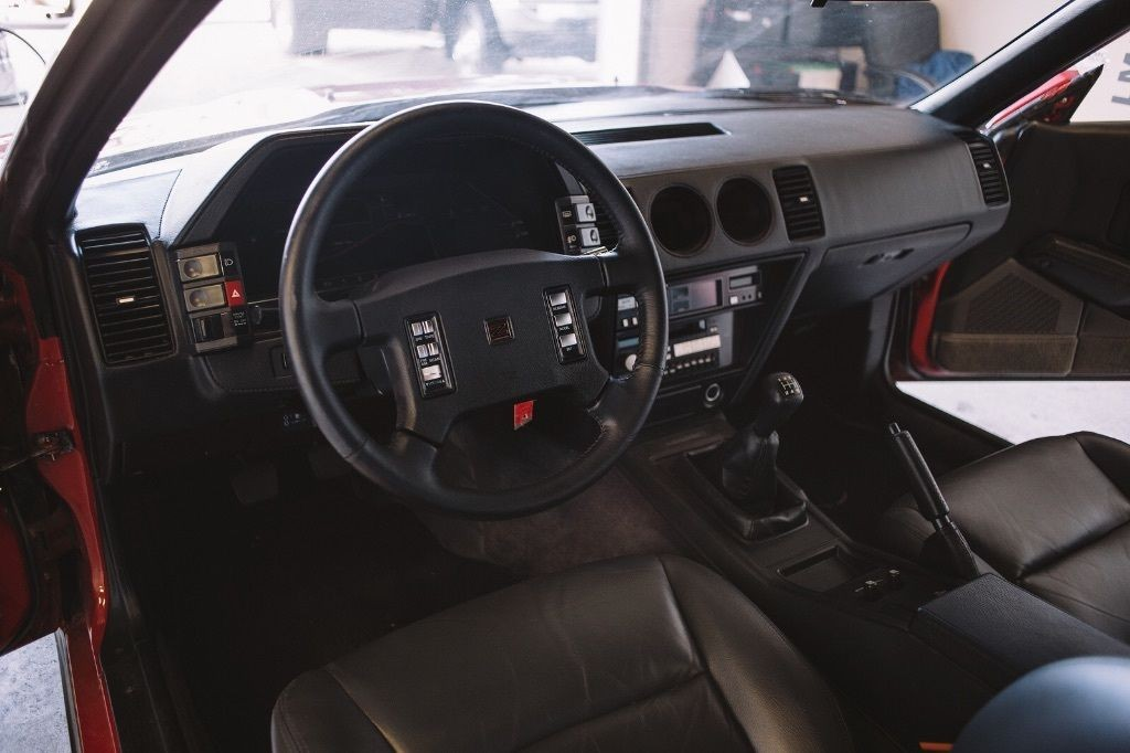 1988 Nissan 300zx NA