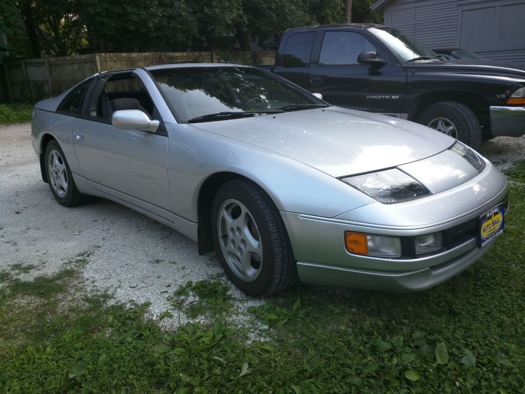1990 nissan 300zx for sale. Black Bedroom Furniture Sets. Home Design Ideas