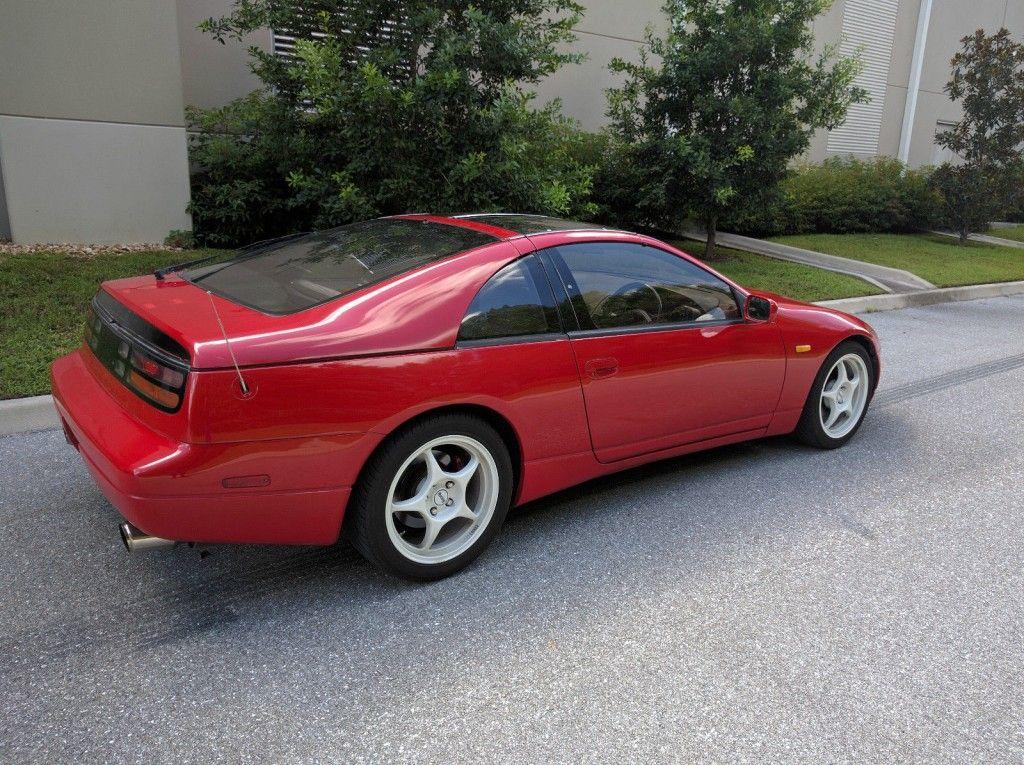 1990 Nissan 300zx Z32
