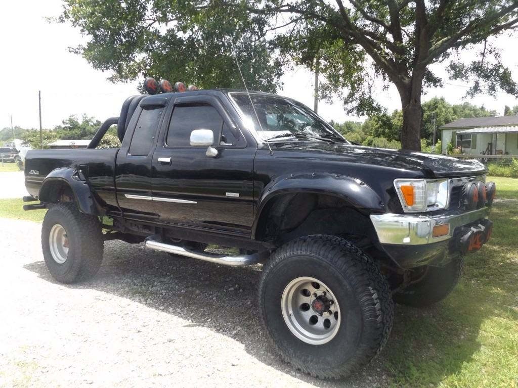 1990 Toyota 4 215 4 Pickup For Sale