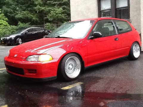 1994 Honda Civic Vx for sale