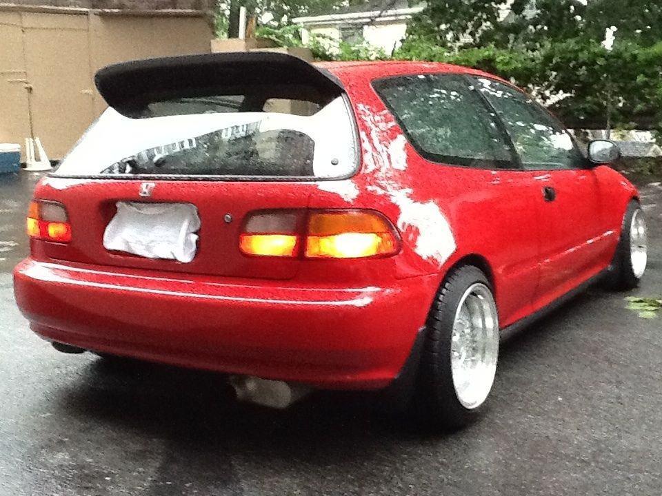 1994 Honda Civic Vx