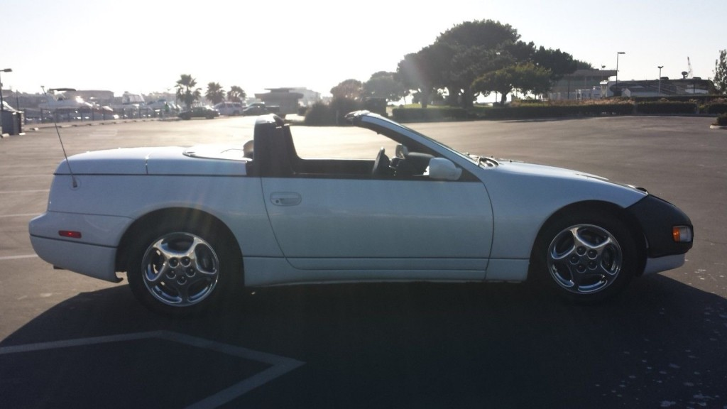 1995 Nissan 300zx Convertible For Sale