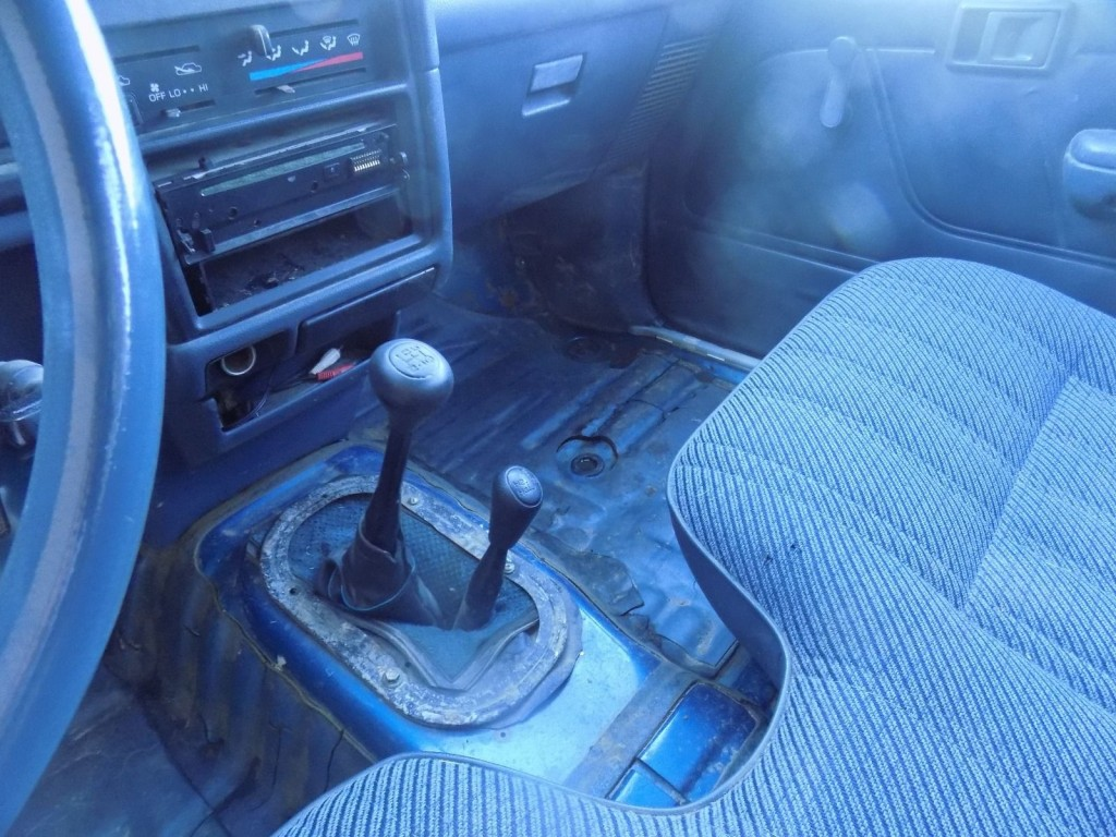 1995 Toyota Tacoma Pickup