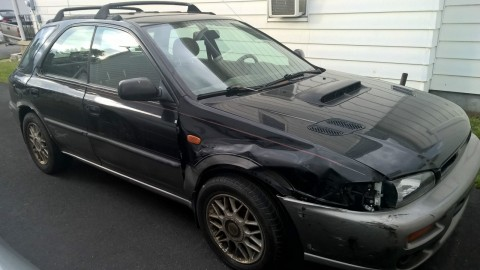 1998 Subaru Impreza Outback Wagon for sale