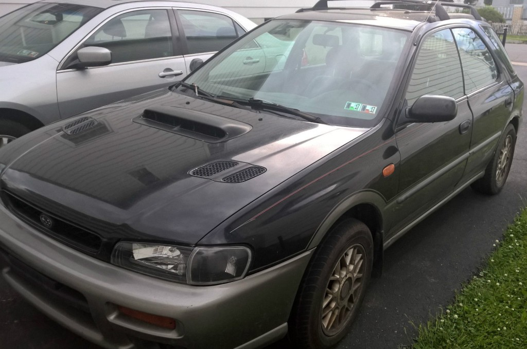 Subaru Impreza Outback Wagon For Sale X on New Subaru Brat Engine