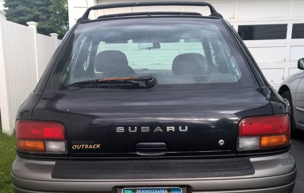 1998 Subaru Impreza Outback Wagon