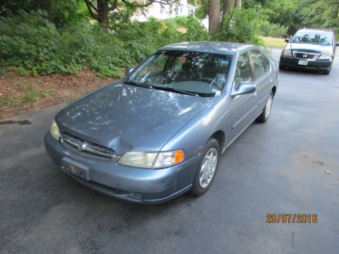 1999 Nissan Altima Sedan for sale