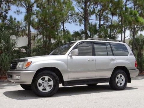 1999 Toyota Land Cruiser 4WD for sale
