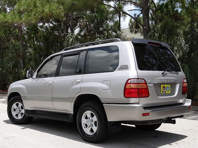 1999 Toyota Land Cruiser 4WD