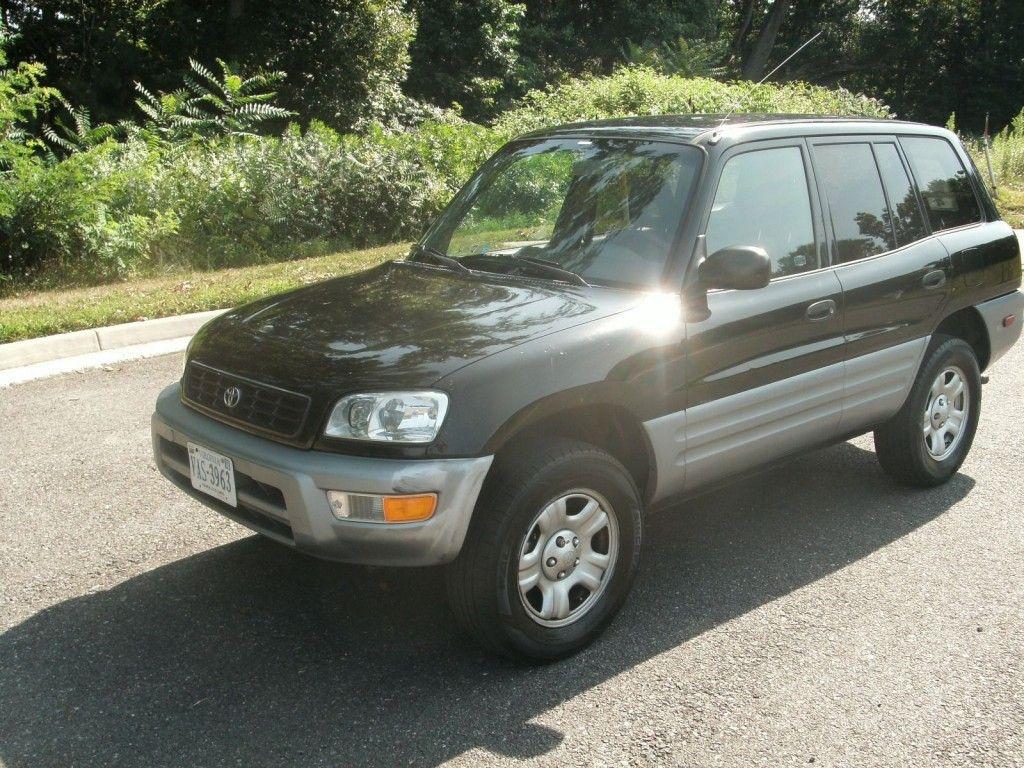 2000 Toyota RAV4 AWD for sale