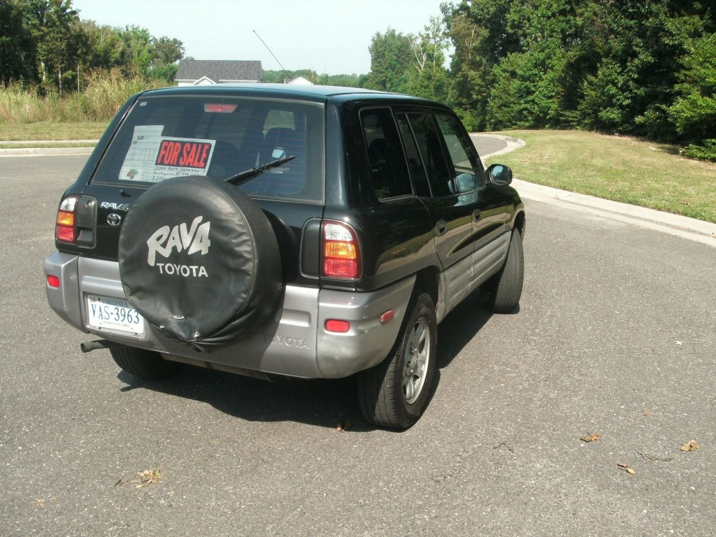 Lifted 4Runner For Sale >> 2000 Toyota RAV4 AWD for sale