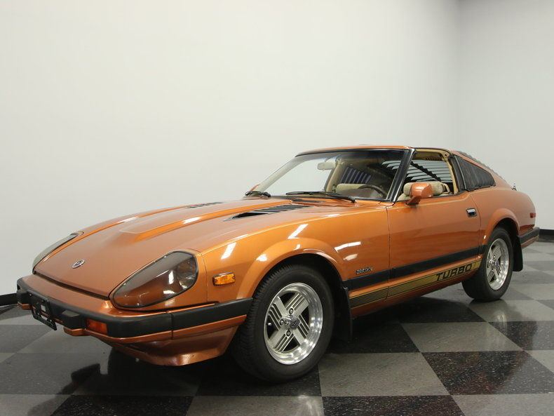 Honda Civic Coupe For Sale >> 1983 Datsun 280ZX for sale
