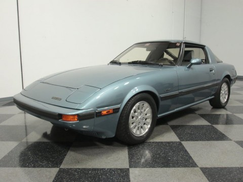 1984 mazda rx7 gsl se 13b engine fuel injected for sale. Black Bedroom Furniture Sets. Home Design Ideas
