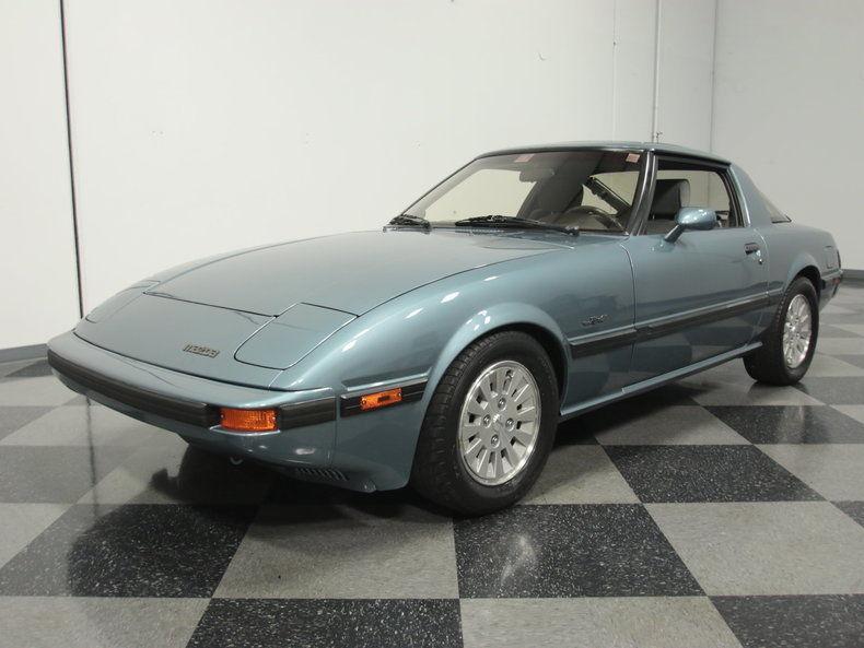 1985 Mazda RX 7