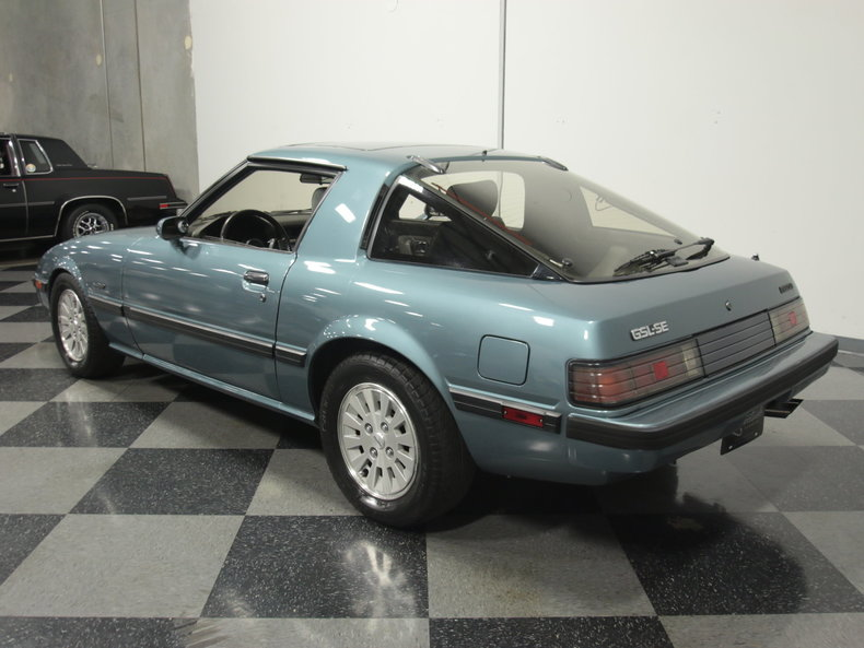 1985 Mazda Rx 7 For Sale