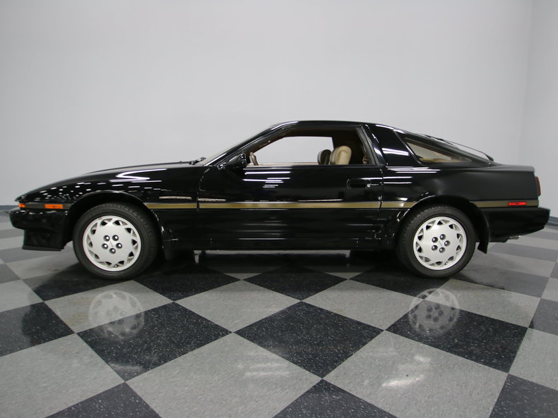 1987 Toyota Supra Base Hatchback 2 Door
