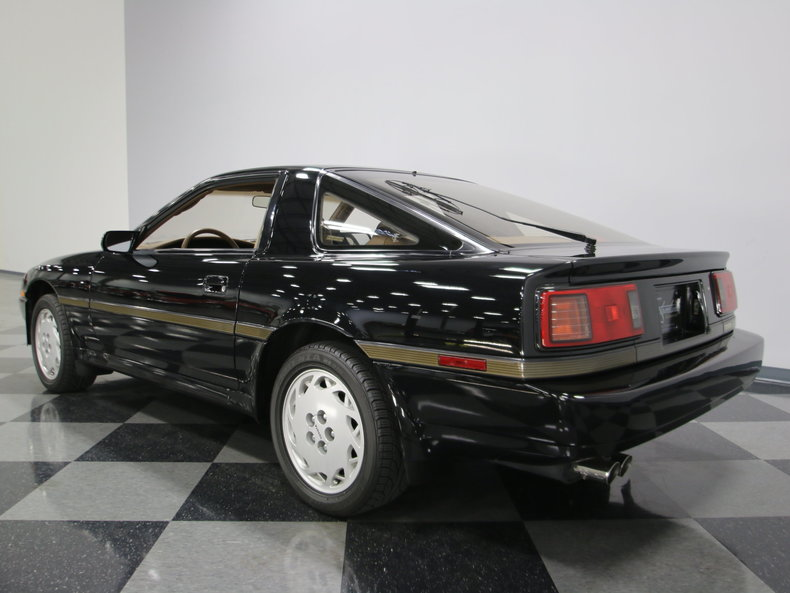 1987 toyota supra base hatchback 2 door for sale. Black Bedroom Furniture Sets. Home Design Ideas
