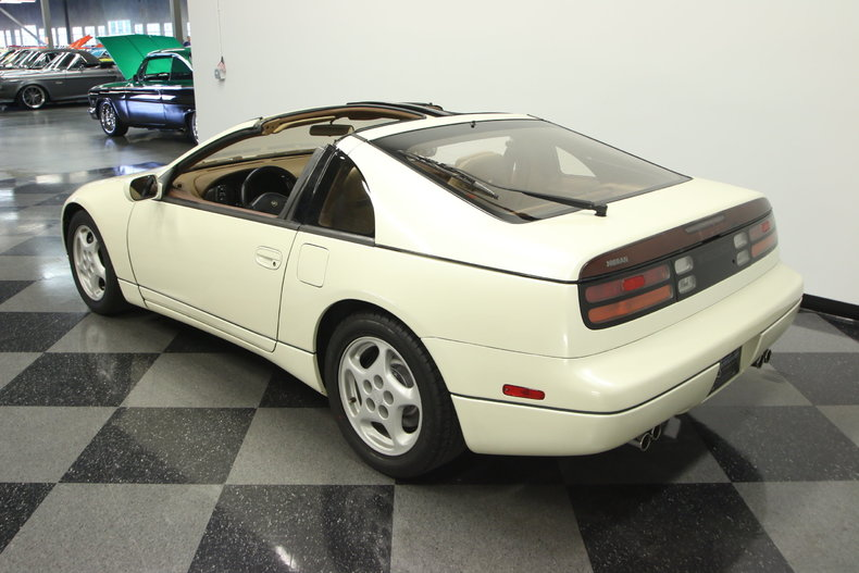 1990 Nissan 300zx 2+2 Coupe 2 Door