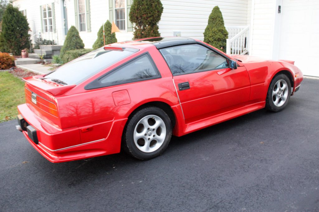 1989 Nissan 300ZX T-tops