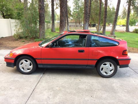 1990 Honda CRX Si, 87K Original Miles for sale