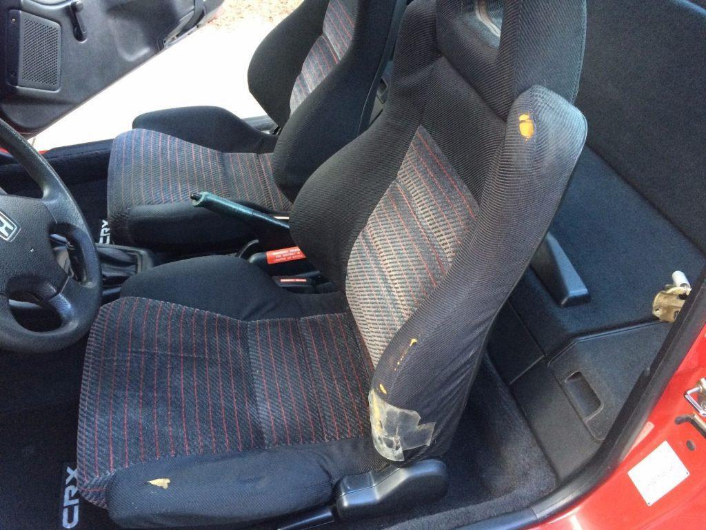 1990 Honda CRX Si, 87K Original Miles
