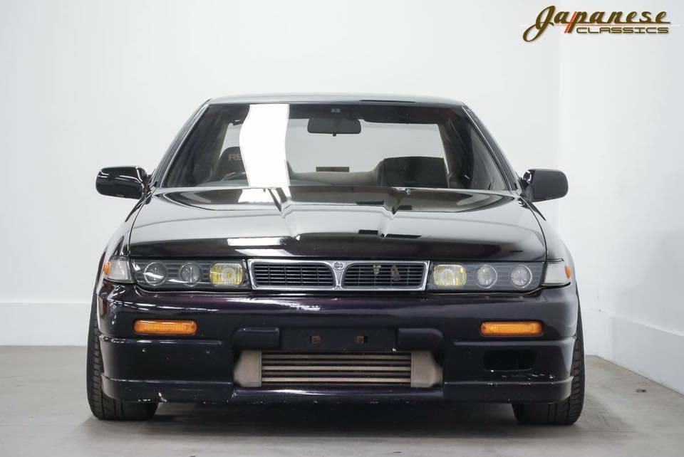 1990 Nissan 240SX céfiro a31