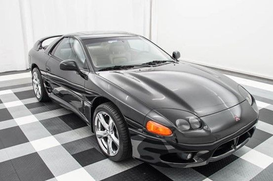 Completely stock 1997 Mitsubishi 3000GT VR4