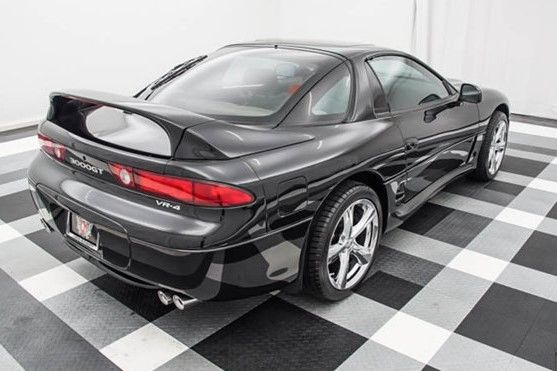 completely stock 1997 mitsubishi 3000gt vr4 for sale. Black Bedroom Furniture Sets. Home Design Ideas