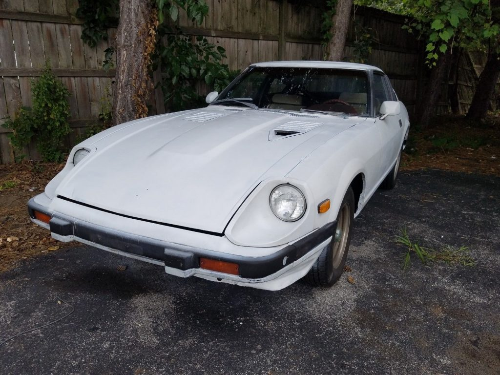Solid 1982 Nissan 280ZX