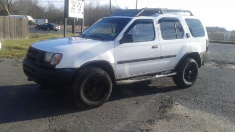 2000 Nissan Xterra…4×4 All Terrain Tires…runs Great for sale