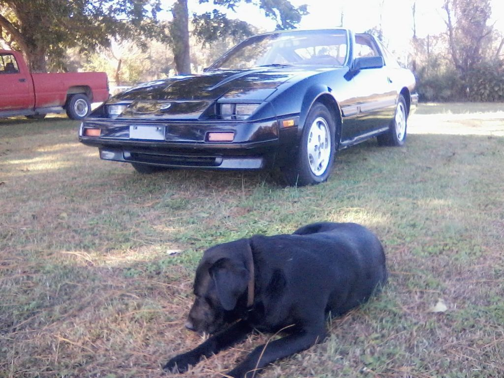 1985 Nissan 300ZX – well maintained