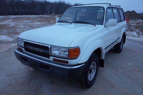 1991 Toyota Land Cruiser for sale