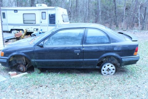 1997 Toyota Tercel for sale