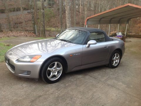 2000 Honda S2000 in very good condition for sale