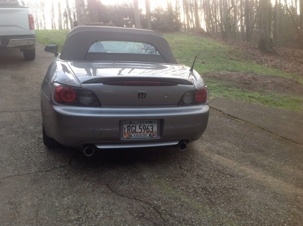 2000 Honda S2000 in very good condition