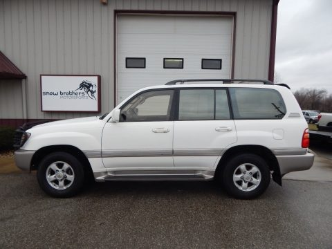 Very clean 2000 Toyota Land Cruiser for sale