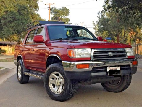 NICE 1997 Toyota 4runner SR5 4×4 for sale