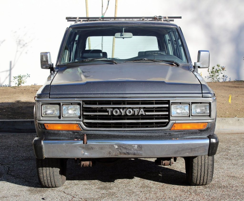 Very attractive 1990 Toyota Land Cruiser Fj62
