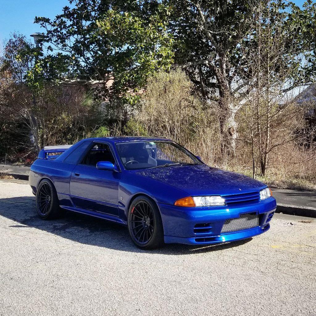AMAZING 1989 Nissan GT R