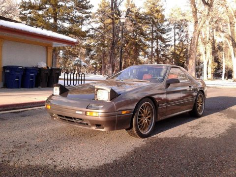 GREAT 1987 Mazda RX 7 for sale