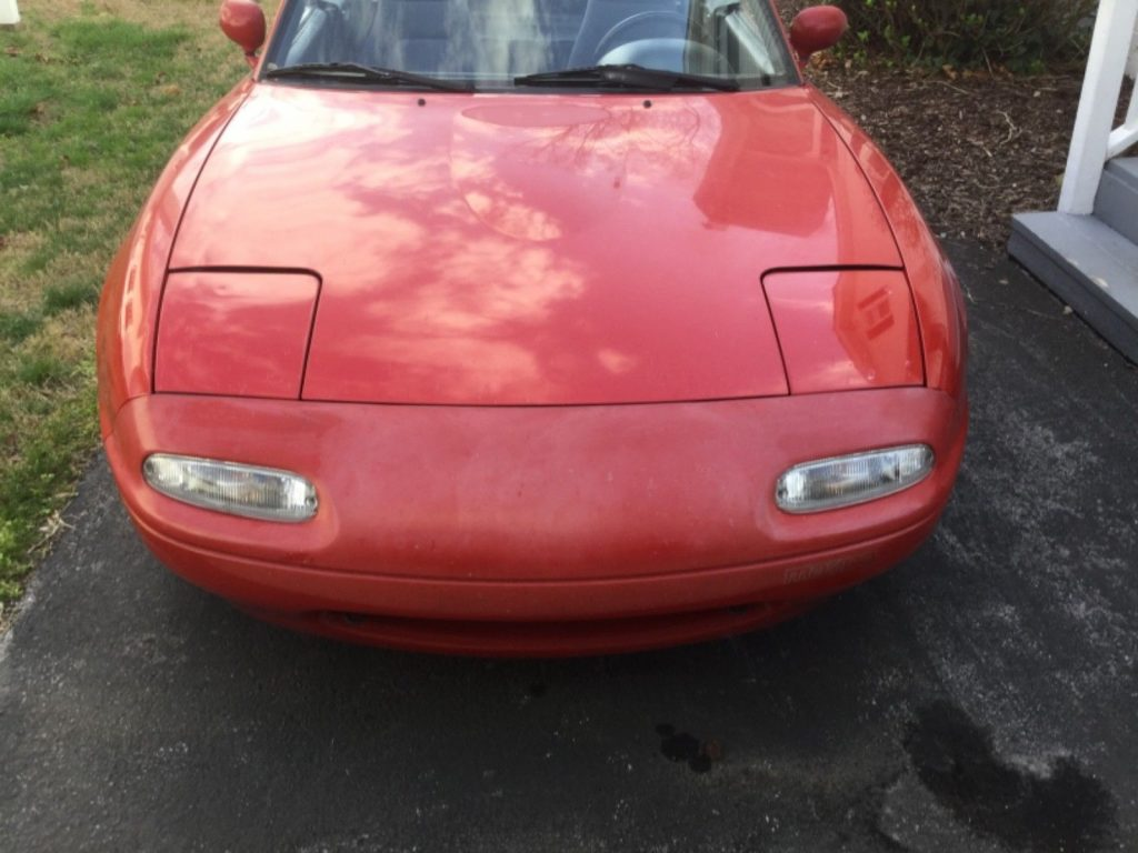 GREAT 1992 Mazda MX 5 Miata
