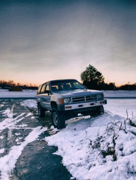 NICE 1989 Toyota 4Runner for sale
