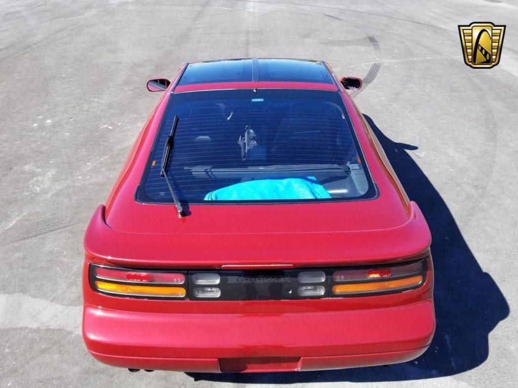 SPORTY 1992 Nissan 300zx