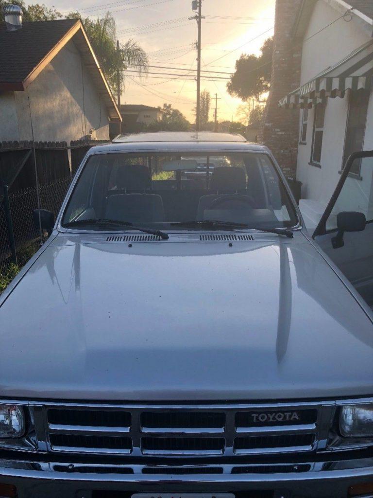 1986 Toyota Extra cab