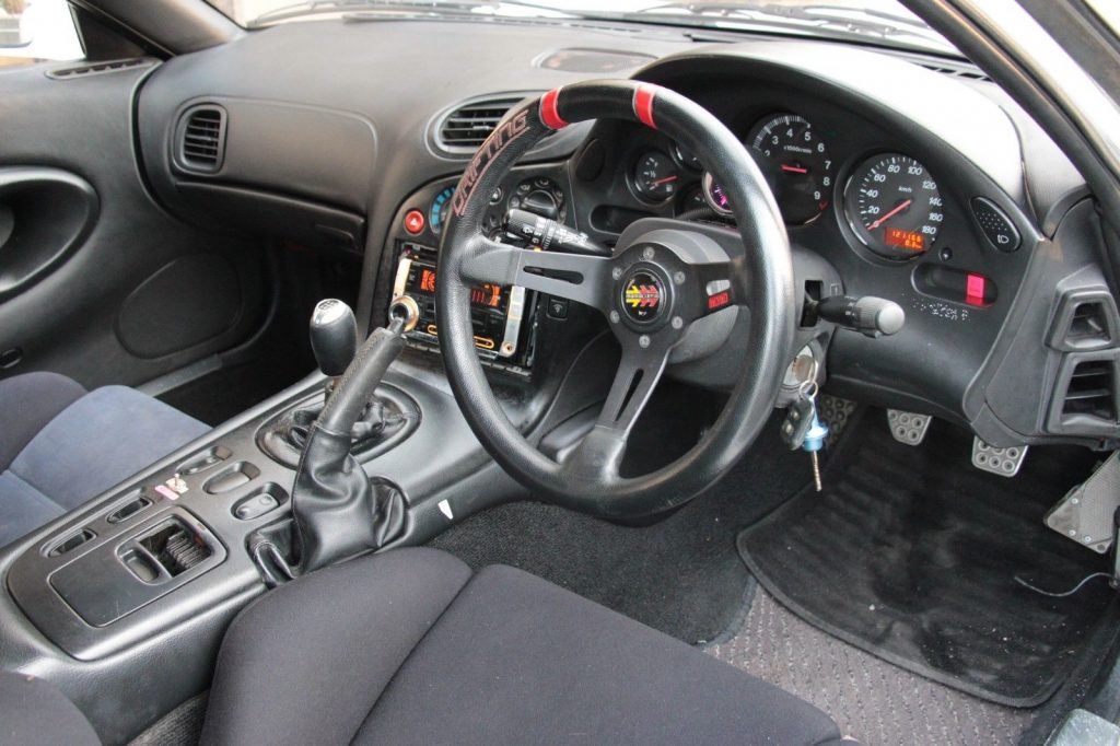 1992 Mazda RX 7 – runs and drives great!