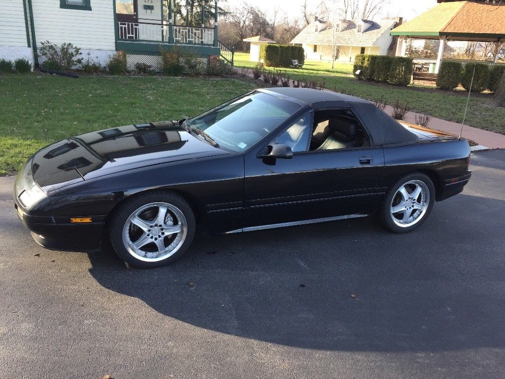 Amazing 1989 Mazda Rx 7 Convertible For Sale
