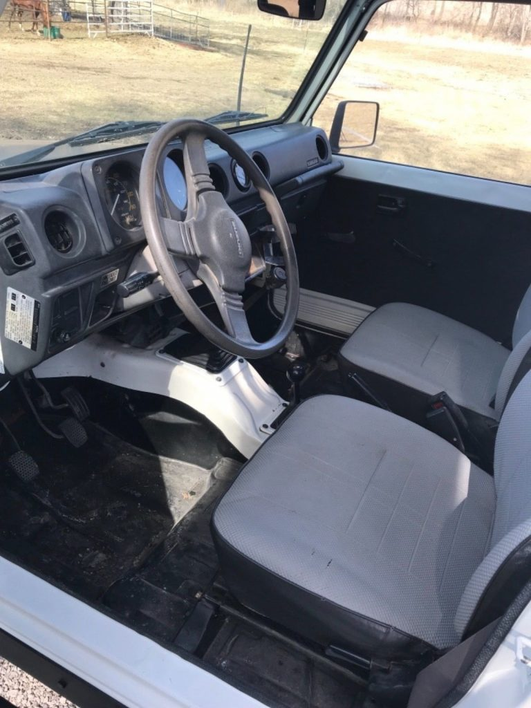 GREAT 1988 Suzuki Samurai