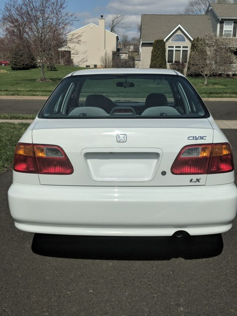 GREAT 2000 Honda Civic