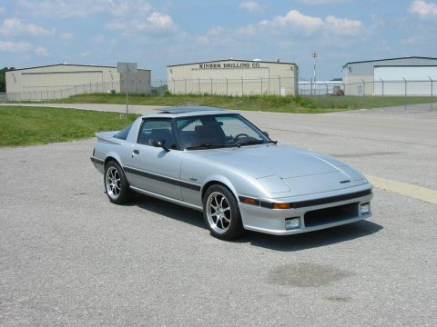 NICE 1984 Mazda RX-7 gsl-se for sale